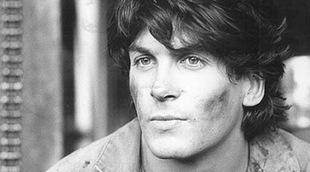 The gorgeous Jon Blake. RIP