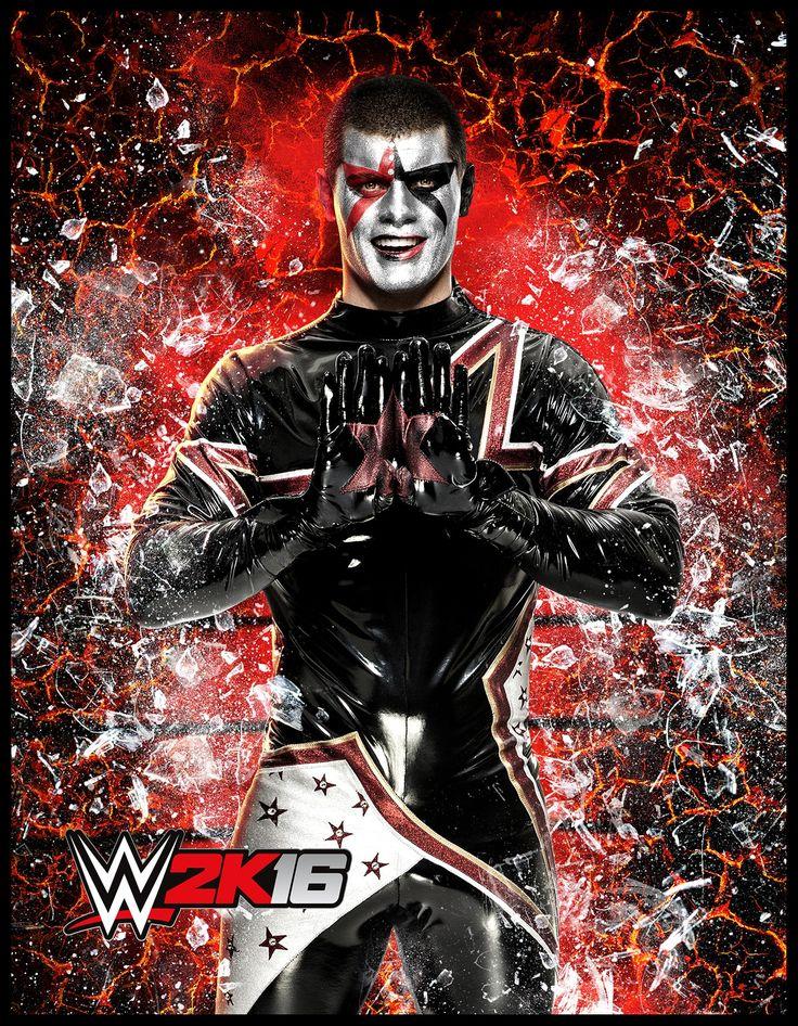 WWE ... Stardust