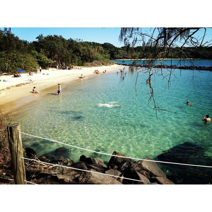 Beautiful Brunswick Heads NSW - the perfect beach holiday. #dreamsummer #elkaccessories