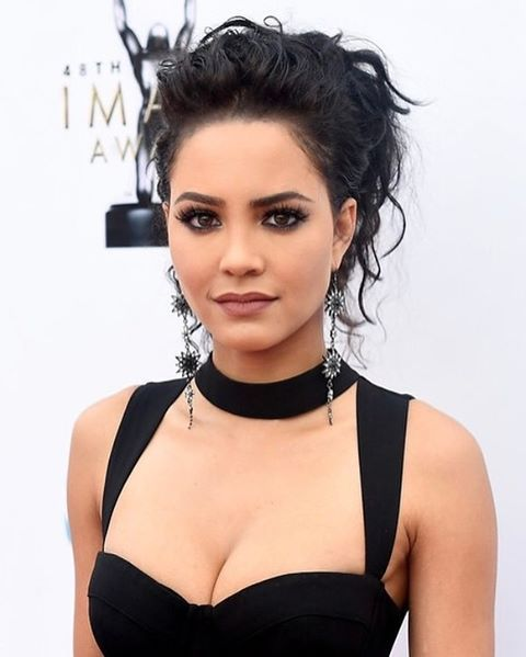 tristin mays (from McGyver)
