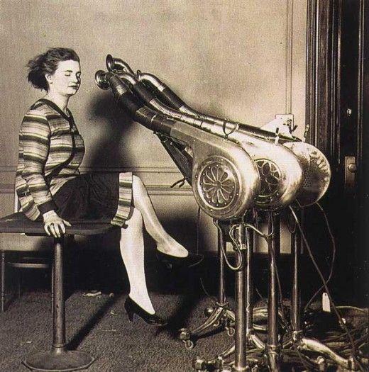 1920s hairdryer