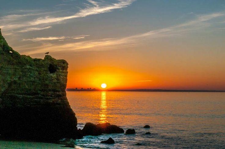 Nascer do sol Lagos Algarve www.rsfotografia.pt