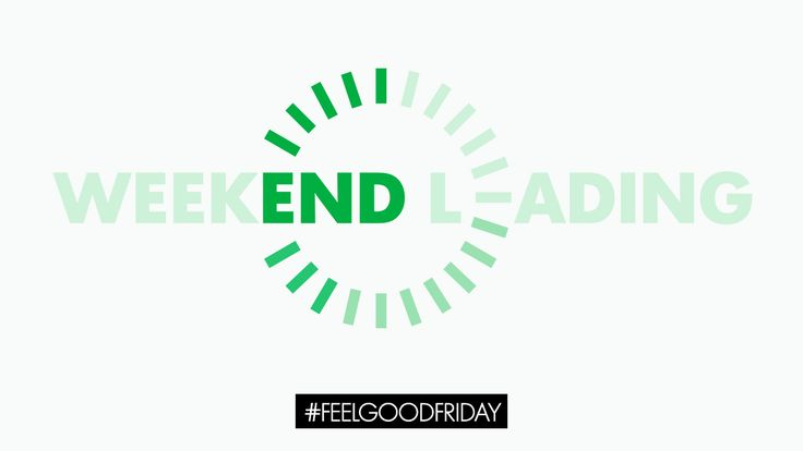 Are you ready for it? #feelgoodfriday