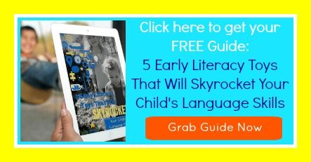 Grab your FREE guide now: 5 Early Literacy Toys that will Skyrocket Your Child's Language Skills http://kiddokorner.com.instapage.com/
