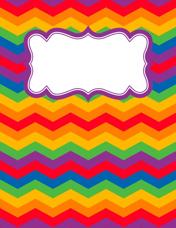 Best 20+ Chevron Binder Covers Ideas On Pinterest | Chevron