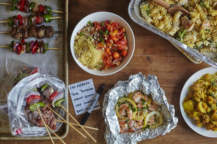 5 Dinners to Freeze Now and Cook Later — Freezer to Table