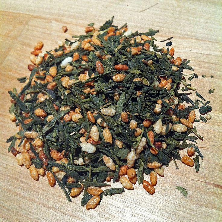 Genmaicha Tea - organic