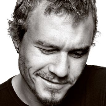 Heath Ledger ...