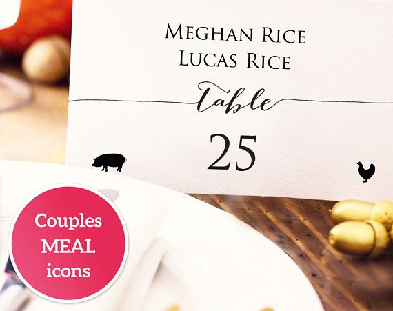 Best Place Card Templates Images On   Card Stock