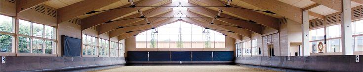 Horse Riding Center Spessart, Linsengericht | Germany - Binderholz GmbH - Holzindustrie - Fügen, Zillertal