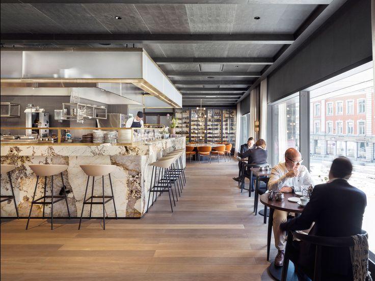 At Six Hotel | Universal Design Studio
