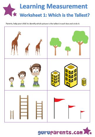 1000 images about kinder measurement on pinterest free preschool anchor charts and. Black Bedroom Furniture Sets. Home Design Ideas