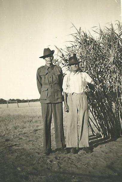 Ernie Dewar & Matthew Henry Osbourne
