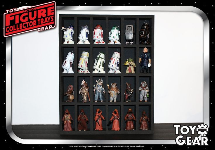Pin By Wwwtoy Gearcom On Action Figure Collector Trays