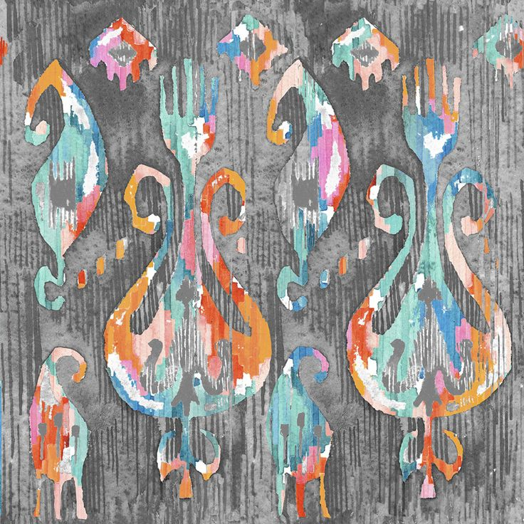 Spiral of Silence   Removable Wallpaper   WallsNeedLove