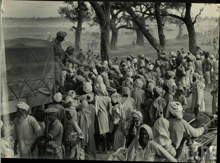 Partition & Mass Migration - 1947