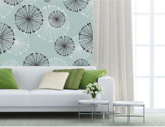 Vinyl wallpaper. Self-adhesive vinyl wallpaper. by decoratingwalls
