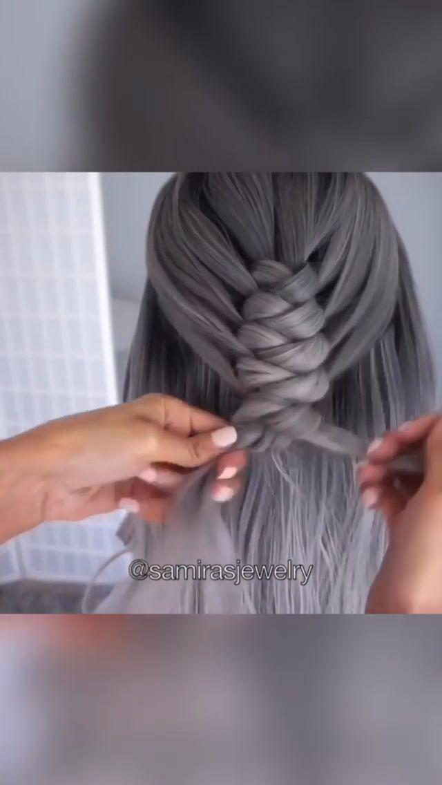 20 Schnelle und einfache Frisuren und Videoanleitungen