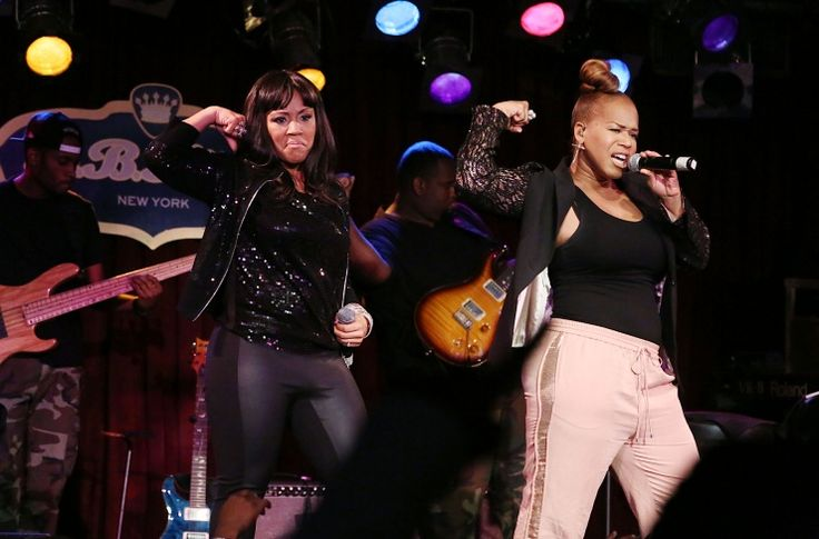 Mary Mary | GRAMMY.com