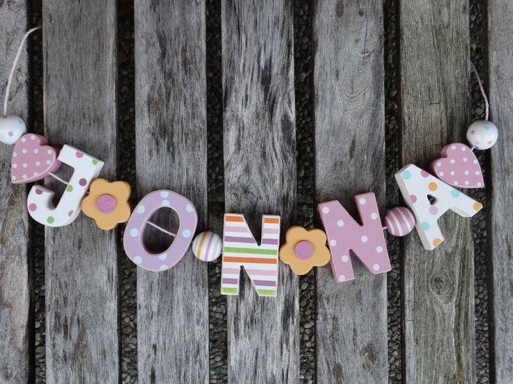 ber ideen zu holzbuchstaben kinderzimmer auf pinterest holzbuchstaben namen und. Black Bedroom Furniture Sets. Home Design Ideas