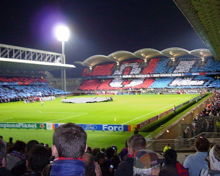 Stade de Gerland (Olympique Lyonnais)