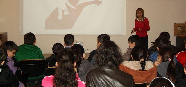 """Rize'de öğrencilere """"Okullarda Sağlık Eğitimi"""""""