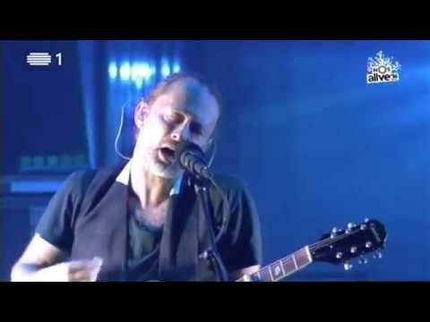 Radiohead - Daydreaming - YouTube