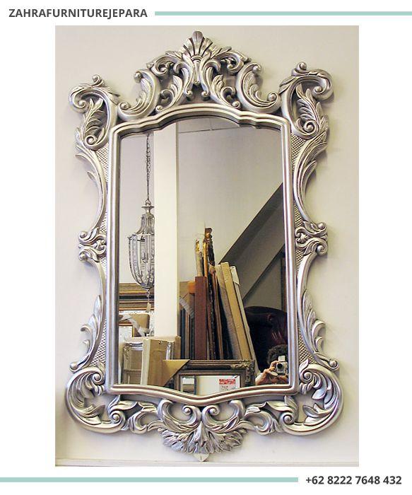 Cermin Ruang Tamu