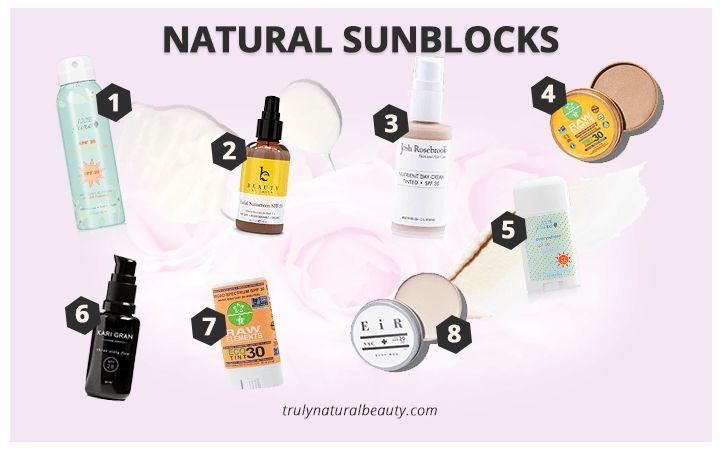 Organic Natural Sunscreens, what is SPF? Green beauty, organic sunscreens, natural sunscreens, how to pick the best natural sunscreen, organic beauty shop, natural beauty shop, healthy living, health conscious lifestyle, organic sun block, natural sun block, 100% Pure, Beauty By Earth, Josh Rosebrook, uv radiation, what is uva, uvb, natural physical sun blocks, chemical sun blocks, natural ingrdients, toxic ingredients