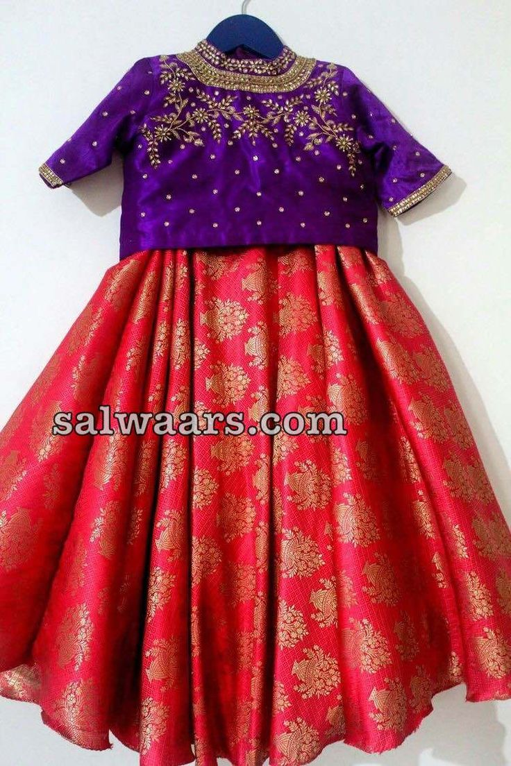 benaras-lehenga-purple-work-blouse.JPG (750×1125)