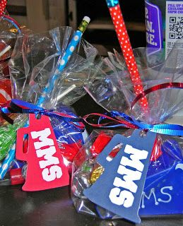 Cool Beans by L.B.: Cheer Gift Bags