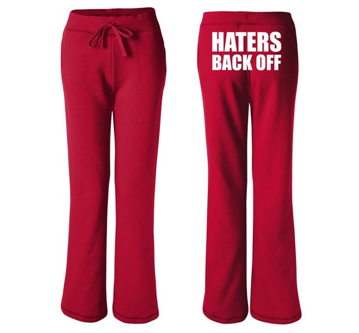 Red Pants Leopard Shoes