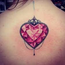 Znalezione obrazy dla zapytania tatuaż serce