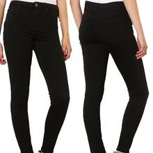 Sex women ripped high waist tight denim pants fashion women black jeans Best Buy follow this link http://shopingayo.space
