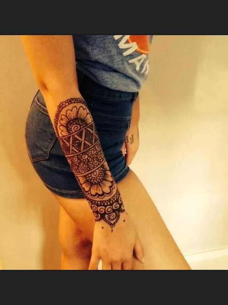 forearm sleeve tattoos for women - Google Search