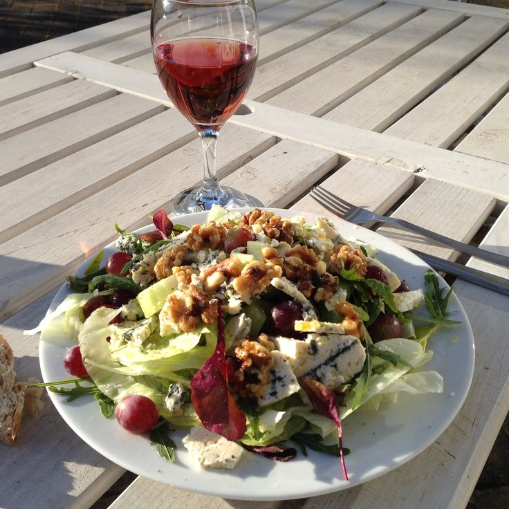 Rosenborg Blue Cheese salad