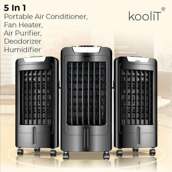 This 6 5 Litre 4 In 1 Home Comfort Machine Features An Air Cooler