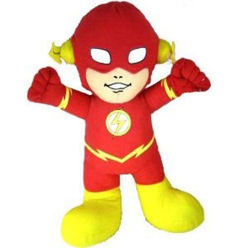The Flash Plush Toy - DC Super Friends Doll (13 Inch) DC Comics