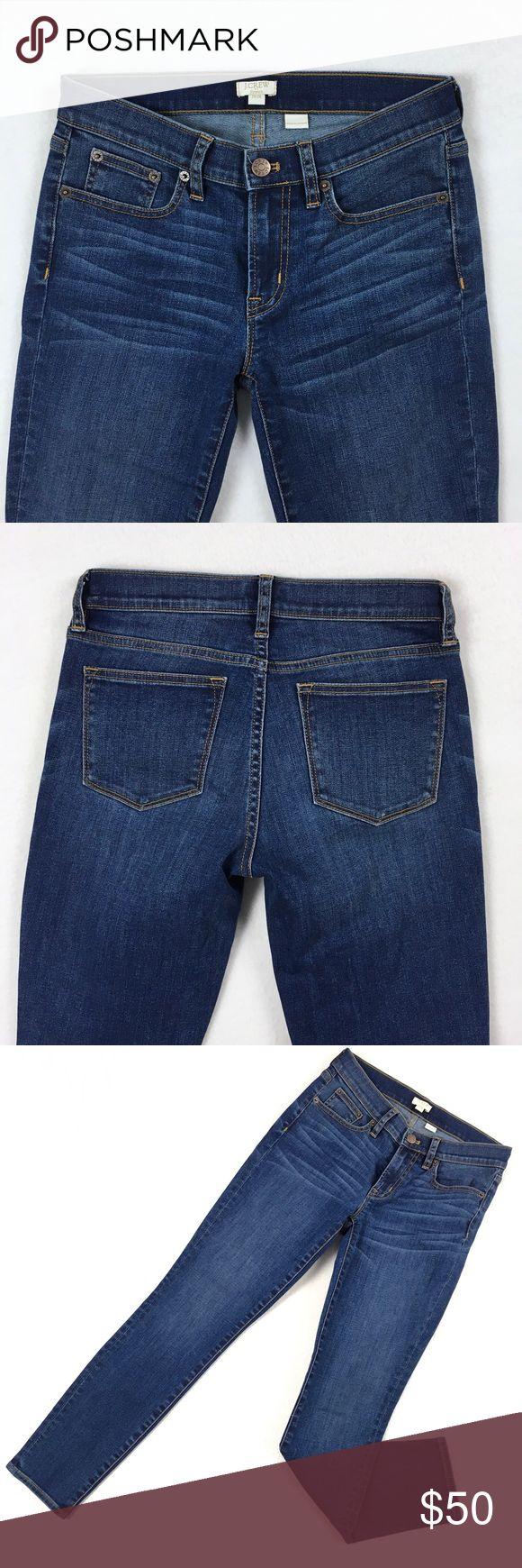 """J. Crew Stretch Skinny Jeans NWOT J. Crew Factory Stretch Skinny jeans.  New without tags.  Flat lay measurements: waist 13 1/2"""", inseam 27"""". J. Crew Factory Jeans Skinny"""