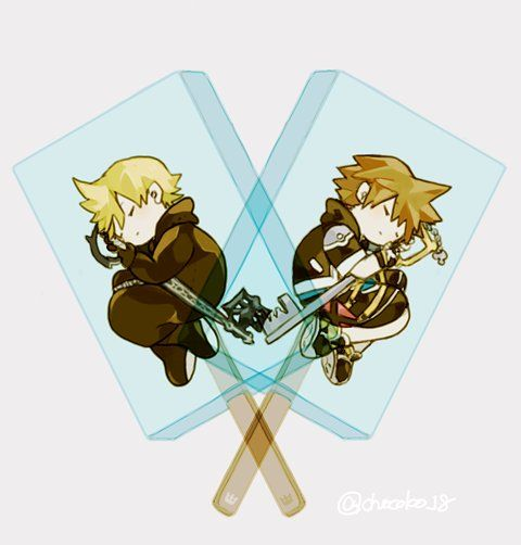 that roxas' ice cream | Tumblr