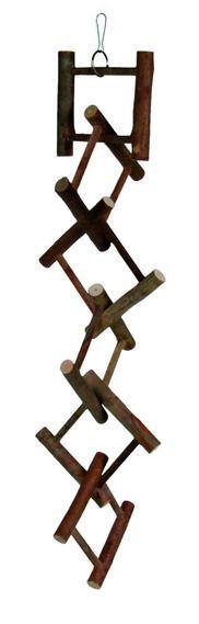 Vogel Hängeleiter # 5885 58cm 12 Sprossen, Wellensittich, Kanarien, Exoten   eBay