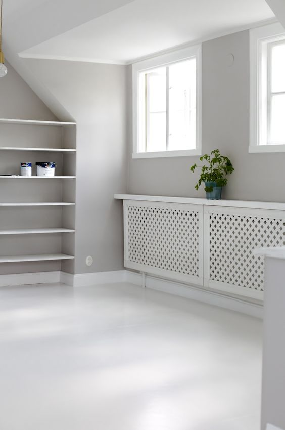 Den perfekta grå färgen, XTRAMATT Nordsjö, bas White