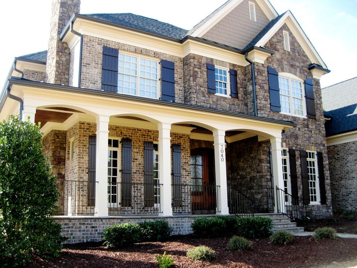 Exterior Paint Ideas For Homes