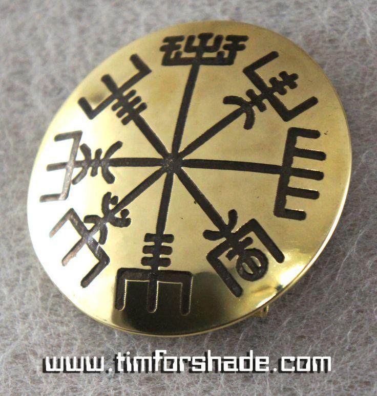 Pagan symbol brass belt buckle by TimforShade on DeviantArt