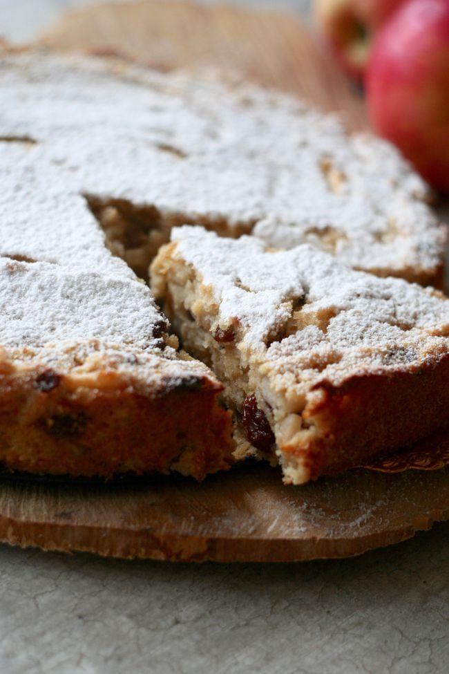 Przepis na ciasto jabłkowe
