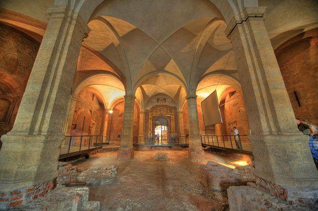 Torino - Palazzo Madama - La Sala del Portone #TuscanyAgriturismoGiratola