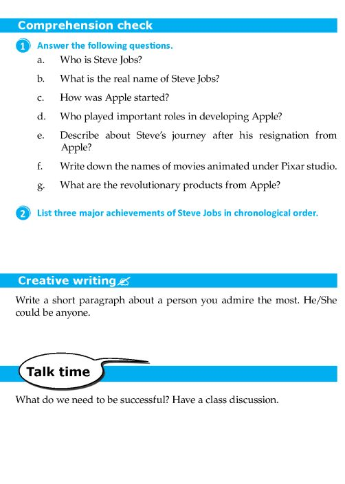steve jobs biography pdf in english