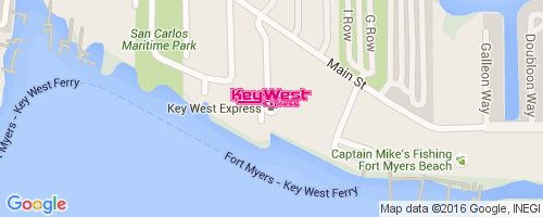 Traveling via the Key West Express is truly the best way to get to Key West. You'll enjoy air-conditioned interiors, several exterior sun decks...