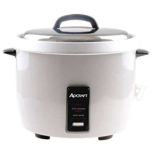30 Cup Electric Commercial Rice Cooker w/ Measuring Cup