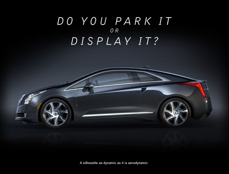 The All New Cadillac ELR. Its Provocative Shape And Luxurious Interior  Makes An Immediate